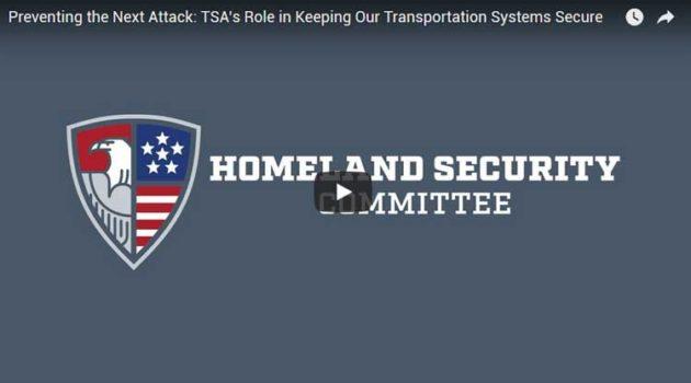 On the Hill: Administrator Pekoske to Discuss TSA Security