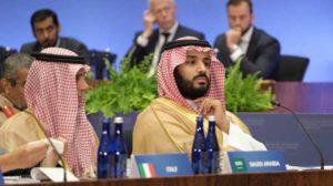 Saudi Arabia on Precipice of Uncertainty