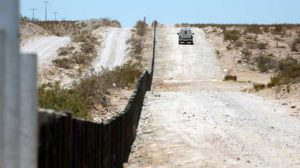 DHS Waiver Expedites N.M. Border Barrier Construction
