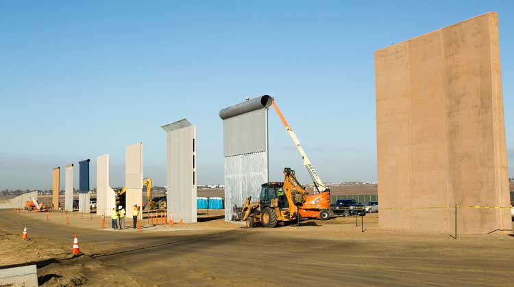 AEI Analyst: Border Walls are a Secure Solution Worldwide