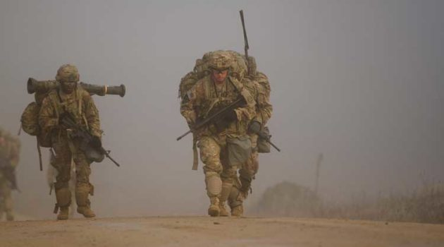 Nearly 3/4 of Youth Ineligible for Military