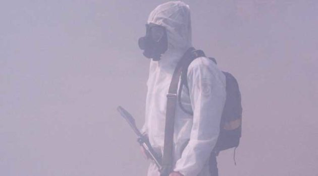 What Happens in a Chlorine/Sarin Gas Attack?