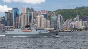 Chinese Expansion is a Pacific Naval Threat